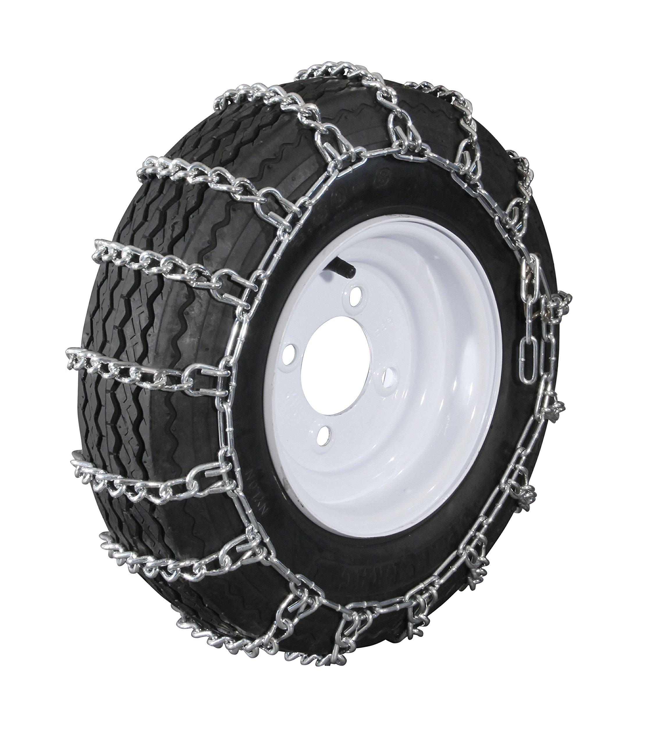 MaxTrac Peerless MTL-315 Garden Tractor 2 link Ladder Style Tire Chains 15x6.00-6