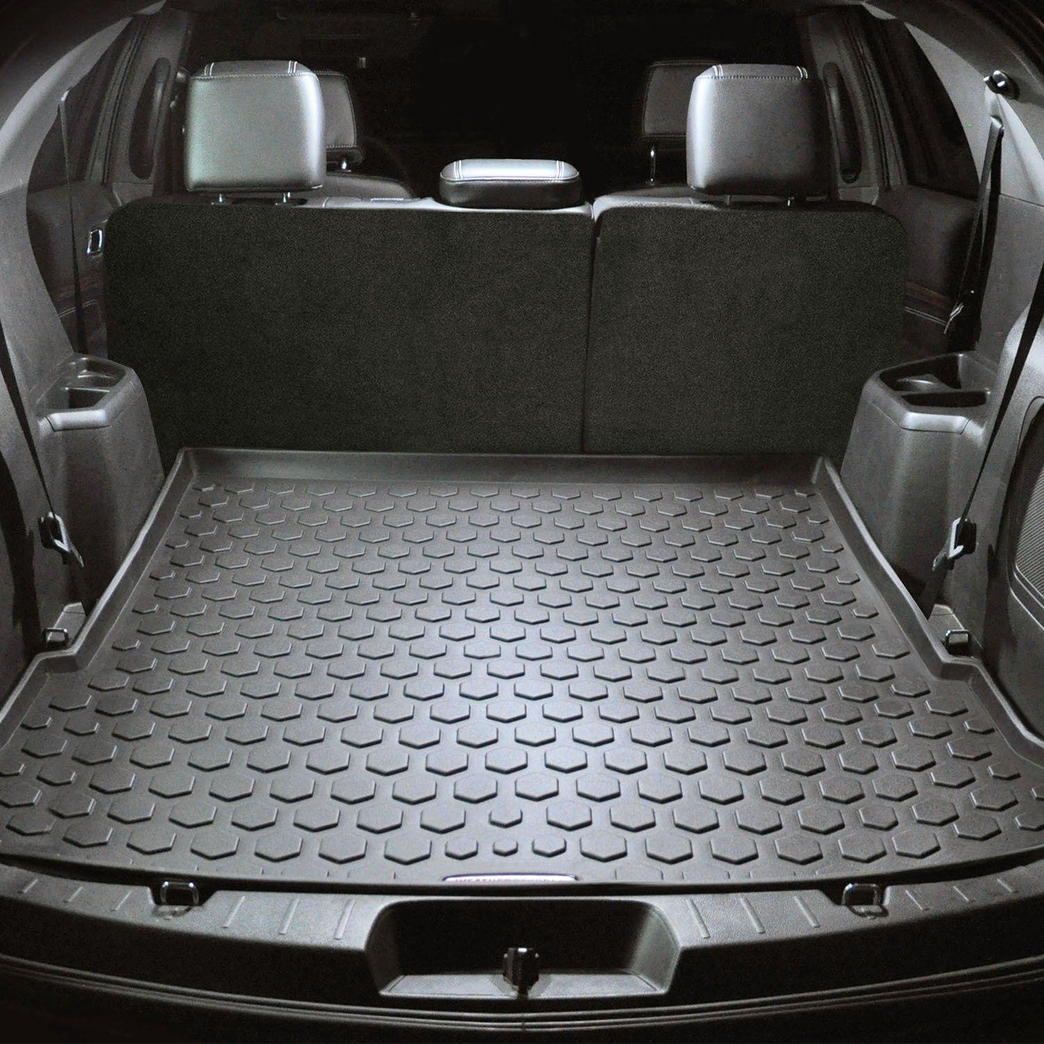 Enjoyable 2011 2018 Ford Explorer Cargo Mat By Elements Defender Guaranteed Perfect Fit Heavy Duty All Weather Trunk Cargo Liner 100 Weather Proof Dailytribune Chair Design For Home Dailytribuneorg