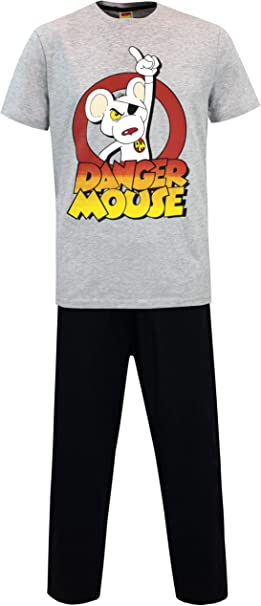 Danger Mouse Pijama para Hombre