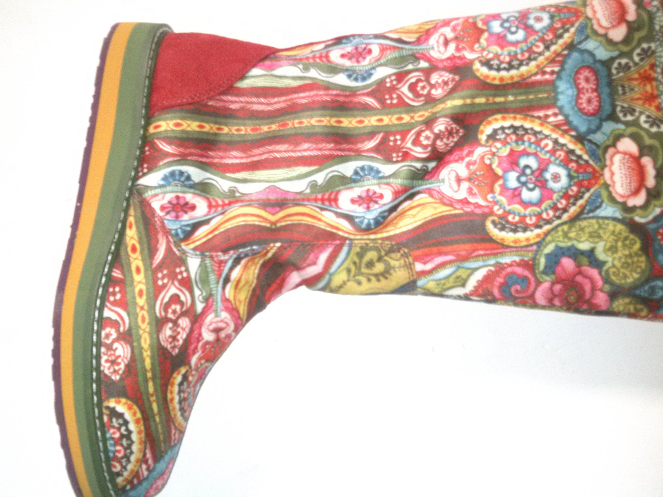 Desigual Shoe Boots Alicante 28TS382 Size US 7 EU 38