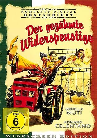 Der Gezahmte Widerspenstige Alemania Dvd Amazon Es Adriano