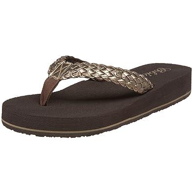 8d42402d6 cobian Women s Braided Bounce Sandal