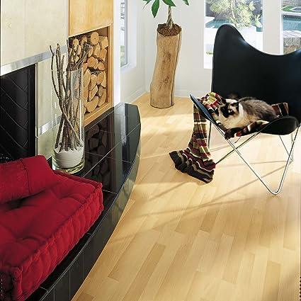 Beautiful Traditional Living® Classic Beech Premium Laminate Flooring   36 Ct.