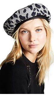 7f0ffbeb Brixton Women's Lennon Beret Hat at Amazon Women's Clothing store: