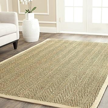 natural fiber rugs amazon outdoor cheap collection herringbone beige area rug