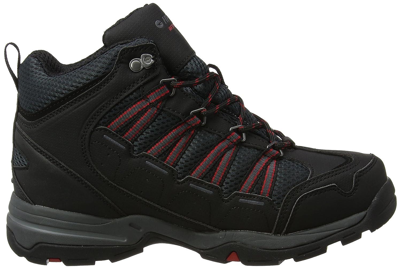 Hi-Tec Forza Lite Mid Waterproof, Botas de Senderismo para Hombre: Amazon.es: Zapatos y complementos