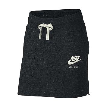 7e4f7725a508b4 Nike Sportswear Gym Vintage Jupe Femme Noir: Amazon.fr: Sports et ...