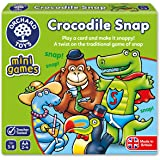 Orchard Toys Crocodile Snap Mini / Travel Game