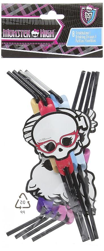 Amscan - Cubertería para fiestas Monster High (RM552250)