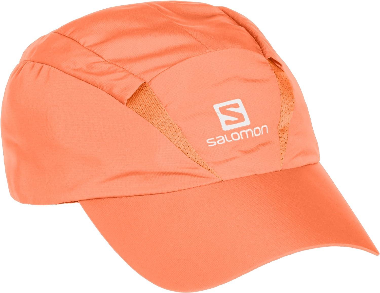 SALOMON Cap XA Cap - Gorra, Unisex Adultos, Naranja - (Fluo Coral ...