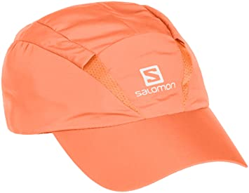 SALOMON CAP XA CAP - Gorra , Unisex adultos , Naranja - (: Amazon.es: Deportes y aire libre