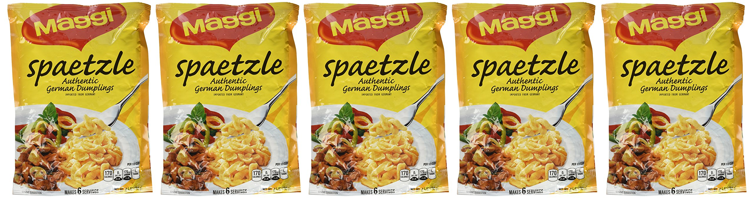 how to cook spaetzle noodles