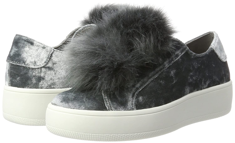 Steve Madden Breeze-v Sneaker, Grigio  Basse Donna Grigio Sneaker, Grey) 84ede9