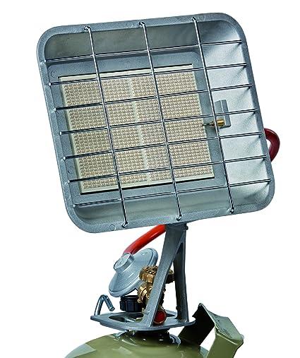 Einhell 2333110 Gas Estufa GS 4400 (Potencia de Calentamiento 2900 – 4400 W, incluye