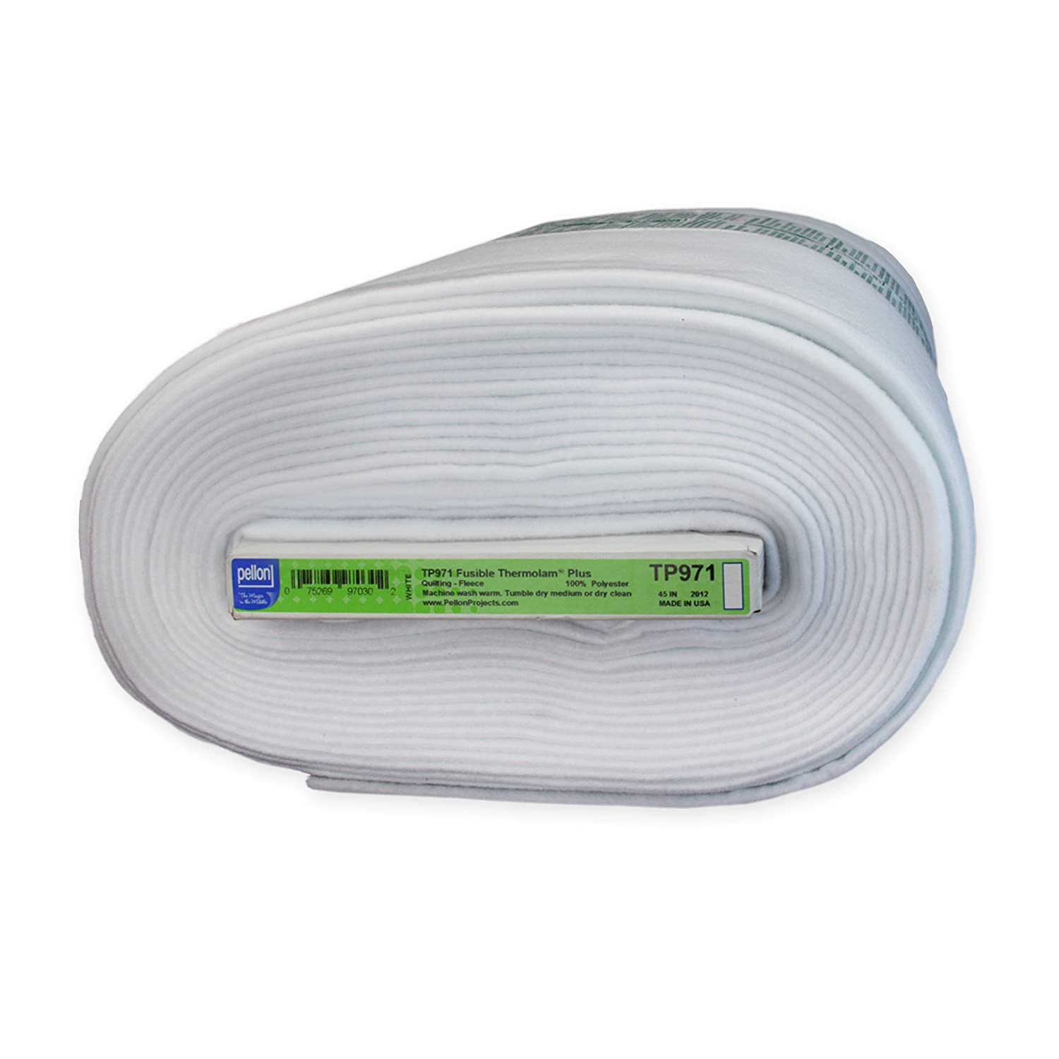 45 x 10 yards Pellon TP971F Fusible Thermolam Plus