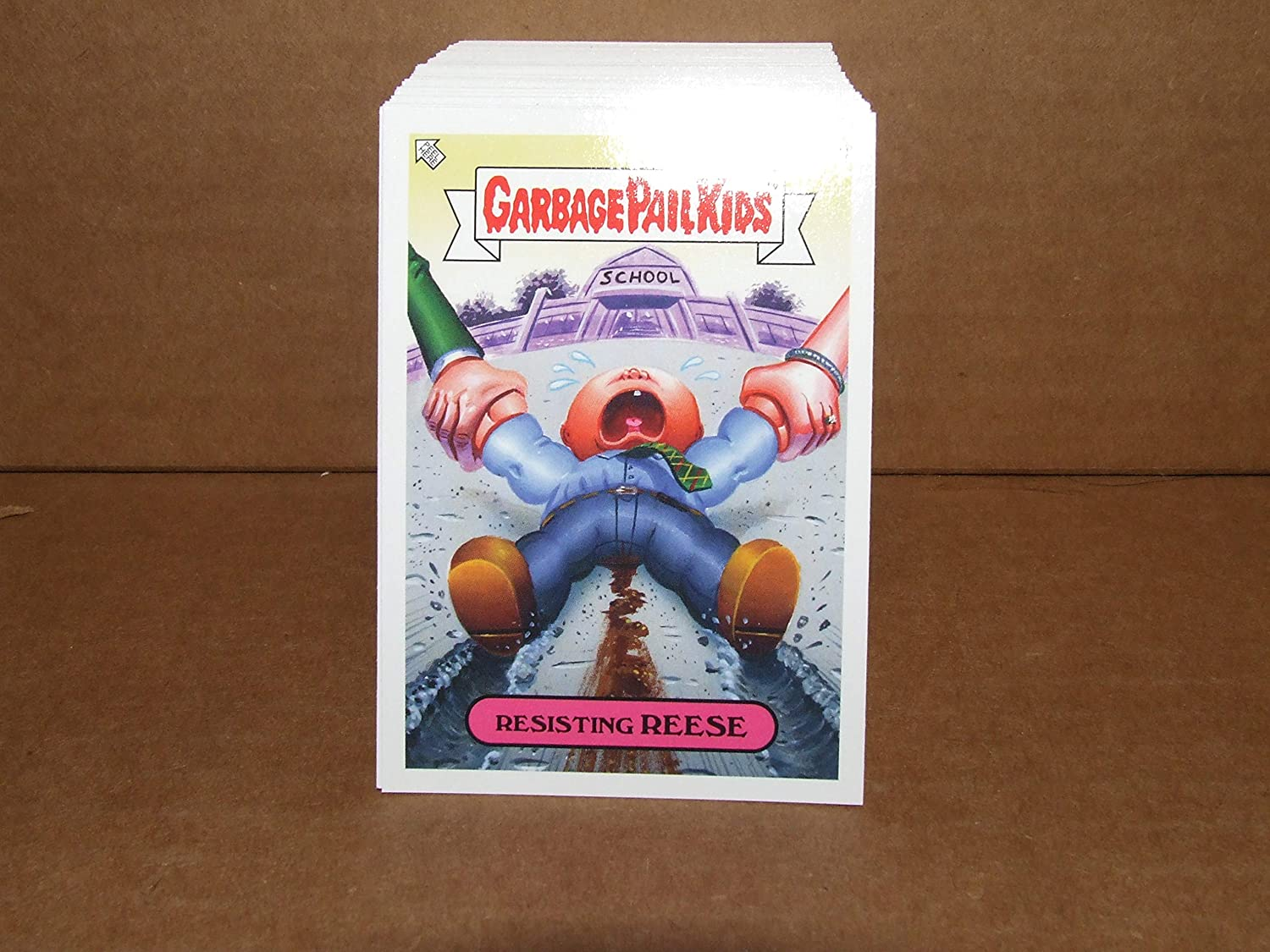2020 Garbage Pail Kids Late to School complete base set 1-100a//b 200 total
