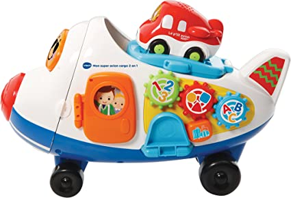 Kids aéroport lot jeu jouet airline cargo véhicule First Grade Produit Grand Cadeau