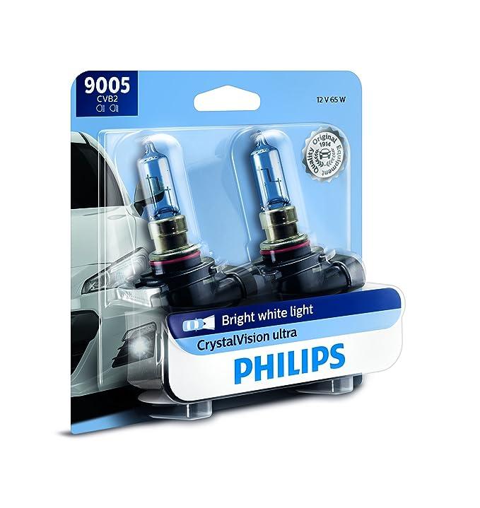 Amazon.com: Paquete de dos luces de faro Philips D2R ...