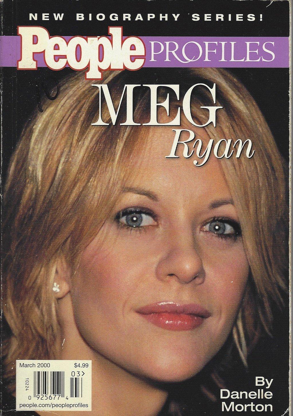 Meg Ryan: A biography (People profiles) PDF