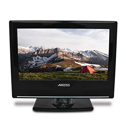 Amazoncom Axess Tvd1801 13 133 Inch Led Hdtv Features 12v Car