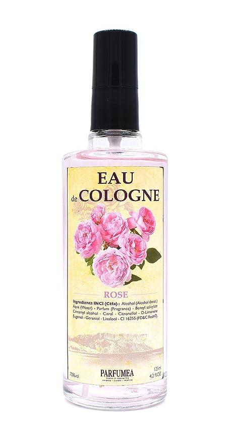 Agua de colonia rosa – rosa est una fragrance Délicate y subtile aerosol 125 ml