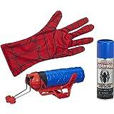 Spiderman Marvel Ultimate Spider-Man Web Warriors Shock Slinger (Multicolour, B1458000)