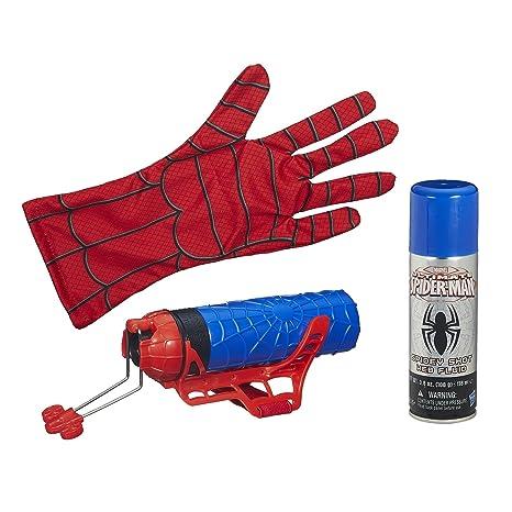 Marvel Ultimate Spider Man Web Warriors Color Shock Slinger Classic