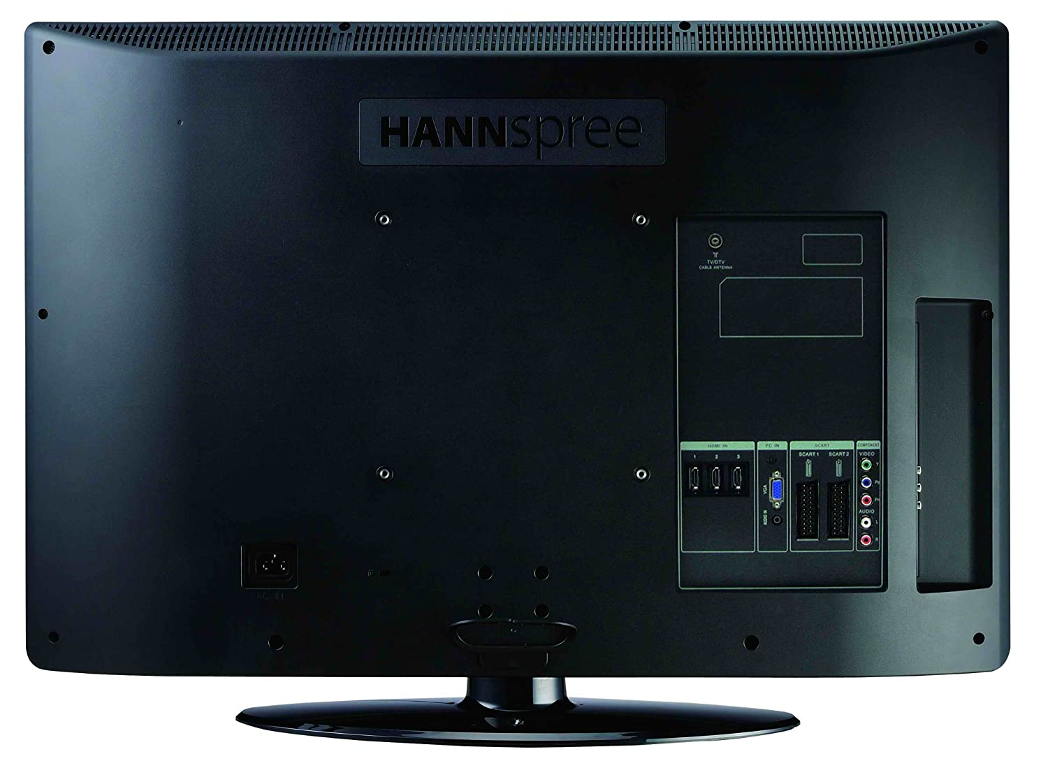 Hannspree ST321MNB 32-inch Widescreen Full HD 1080p LCD TV with Freeview  (Discontinued by Manufacturer): Amazon.co.uk: TV