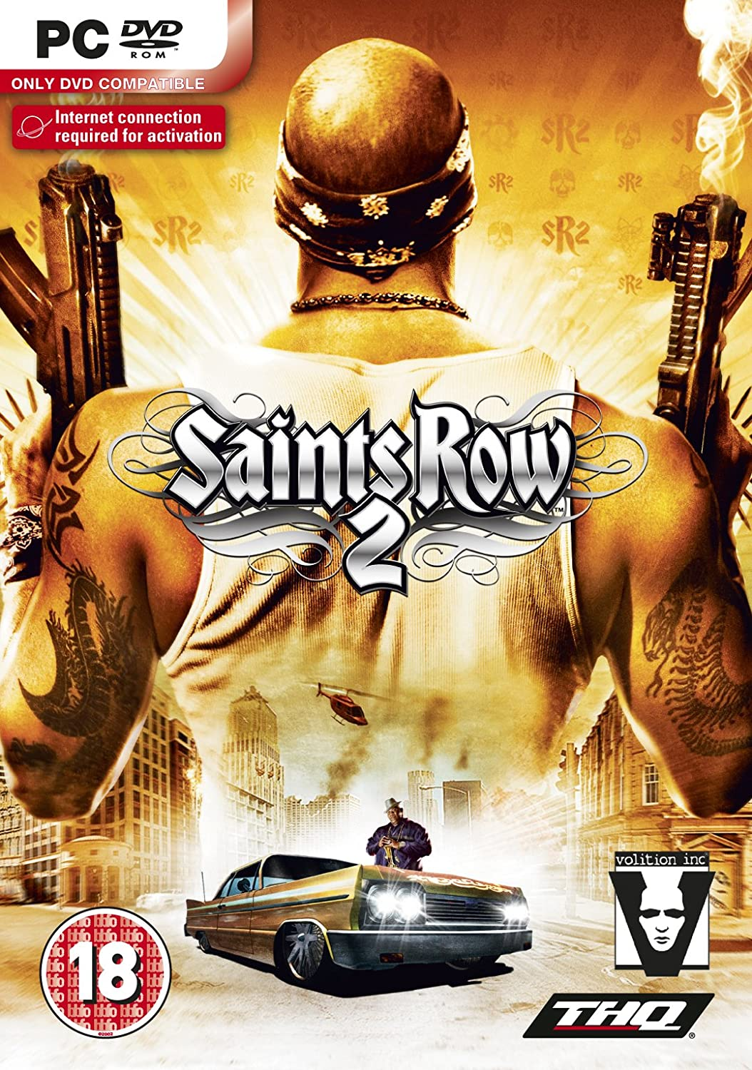 Saints Row 2 (PC DVD): Amazon.co.uk: PC & Video Games