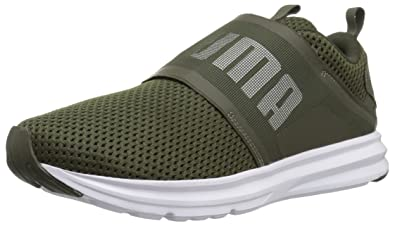597fbc1128 Puma Men's Enzo Strap Mesh Sneaker: Amazon.co.uk: Shoes & Bags