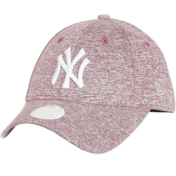 A NEW ERA Era - 9 Forty York Yankees Gorra de béisbol - Jersey Fleck - Rosa  Rosa Rosa Talla única  Amazon.es  Ropa y accesorios 6737ae69459