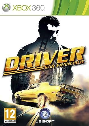 Driver San Francisco Xbox 360 Amazon Co Uk Pc Video Games