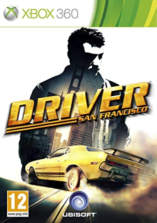 Image result for driver san francisco xbox