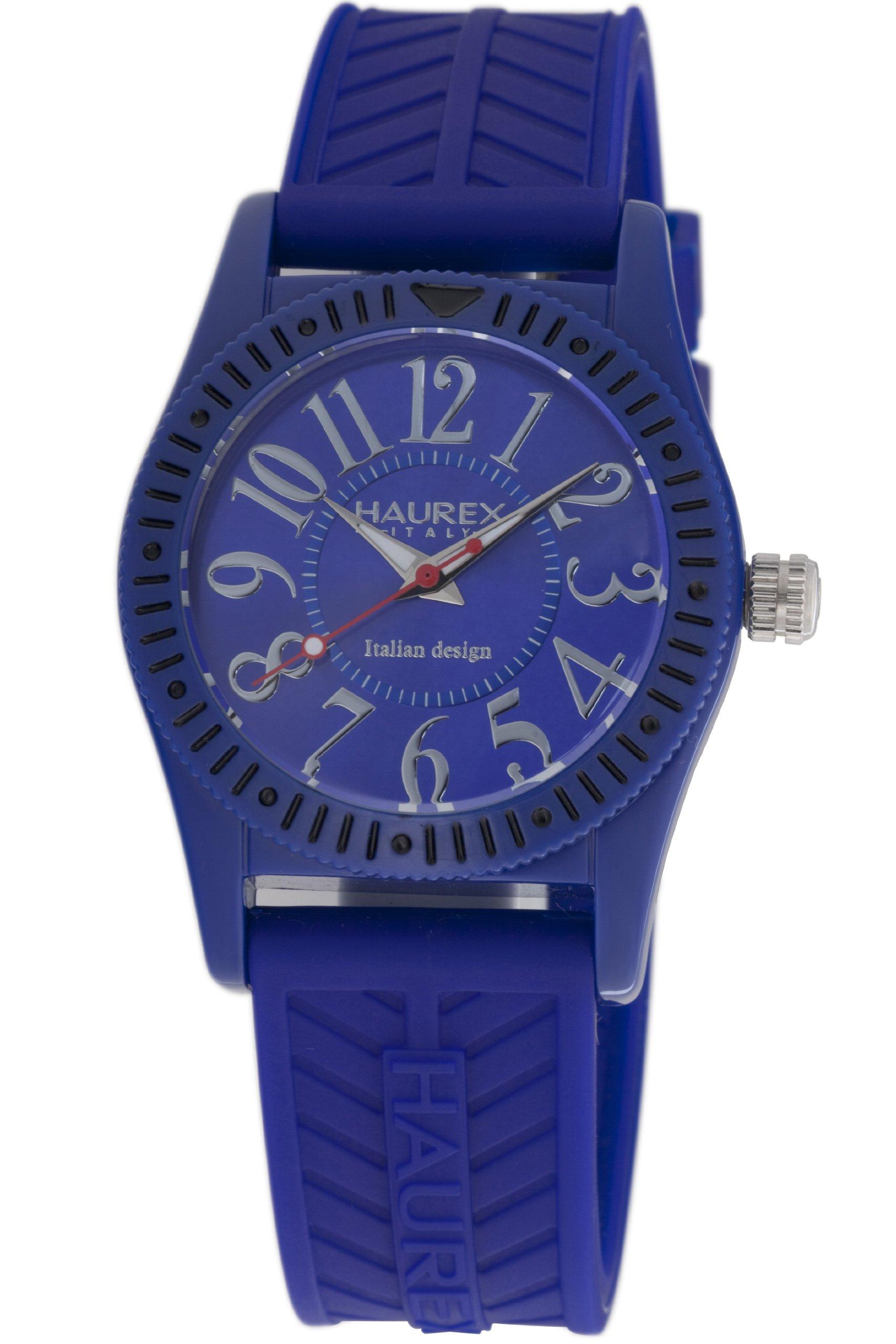 Haurex Italy Kids' PB331UB1 Promise B PC Blue Dial Watch by HAUREX (Image #1)