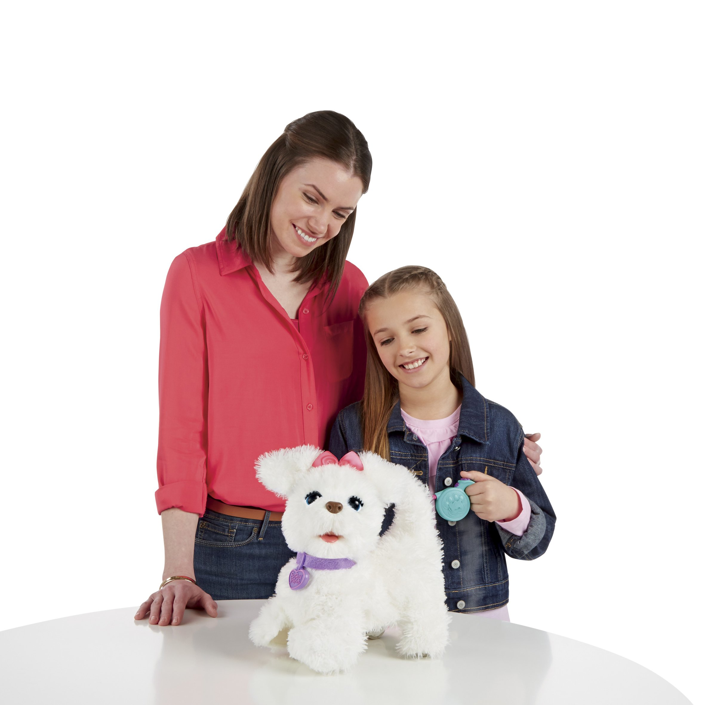 Furreal Friends Gogo My Walkin' Pup Soft Toy by Hasbro (Image #5)