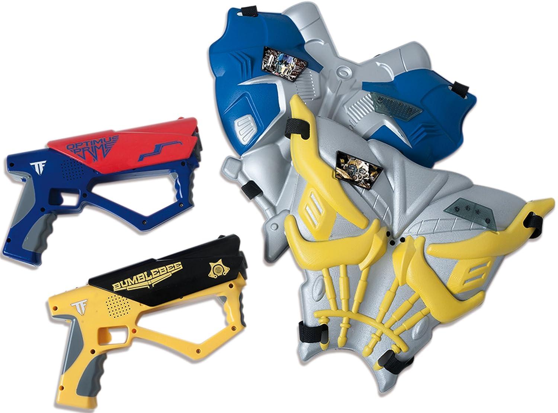 transformers mega laser set amazon co uk toys u0026 games