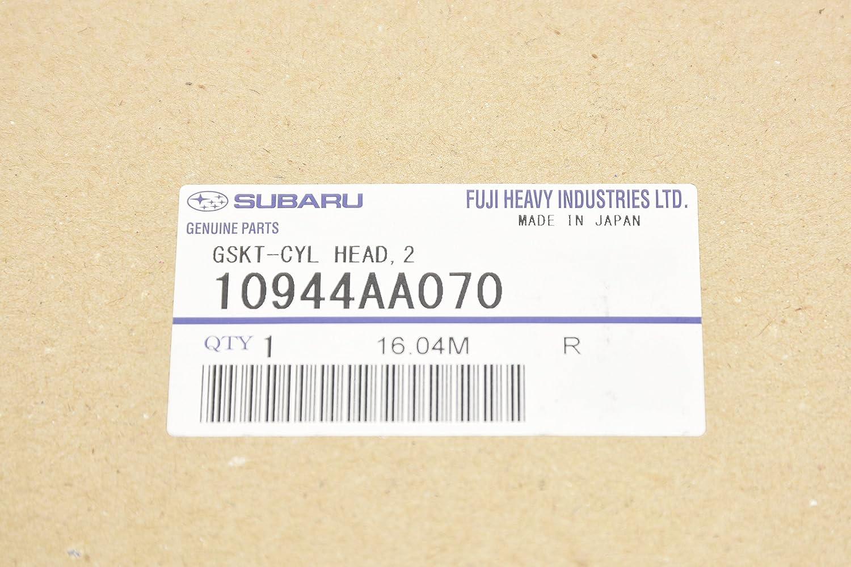 1 Pack Subaru Genuine 10944AA070 Gasket Cylinder Head