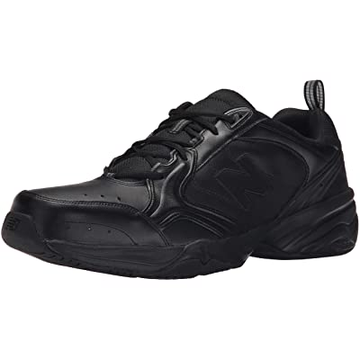 New Balance Men's MX624v2 Casual Comfort Training Shoe, Black, 10 D US   Fashion Sneakers