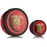 Amazon Price History for:The Body Shop Strawberry Festive Bauble Gift Set