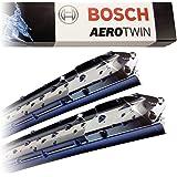 Bosch Aerotwin AR604S - Limpiaparabrisas (2 unidades, 600 mm y 450 mm)