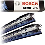 Bosch 3397118908 Balai d'essuie-glace Aerotwin Retro, Kit de 2