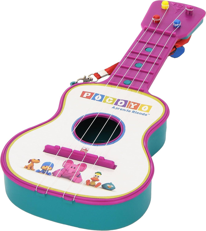 Claudio Reig Pocoyo REIG319 - Guitarra en estuche, 4 cuerdas ...