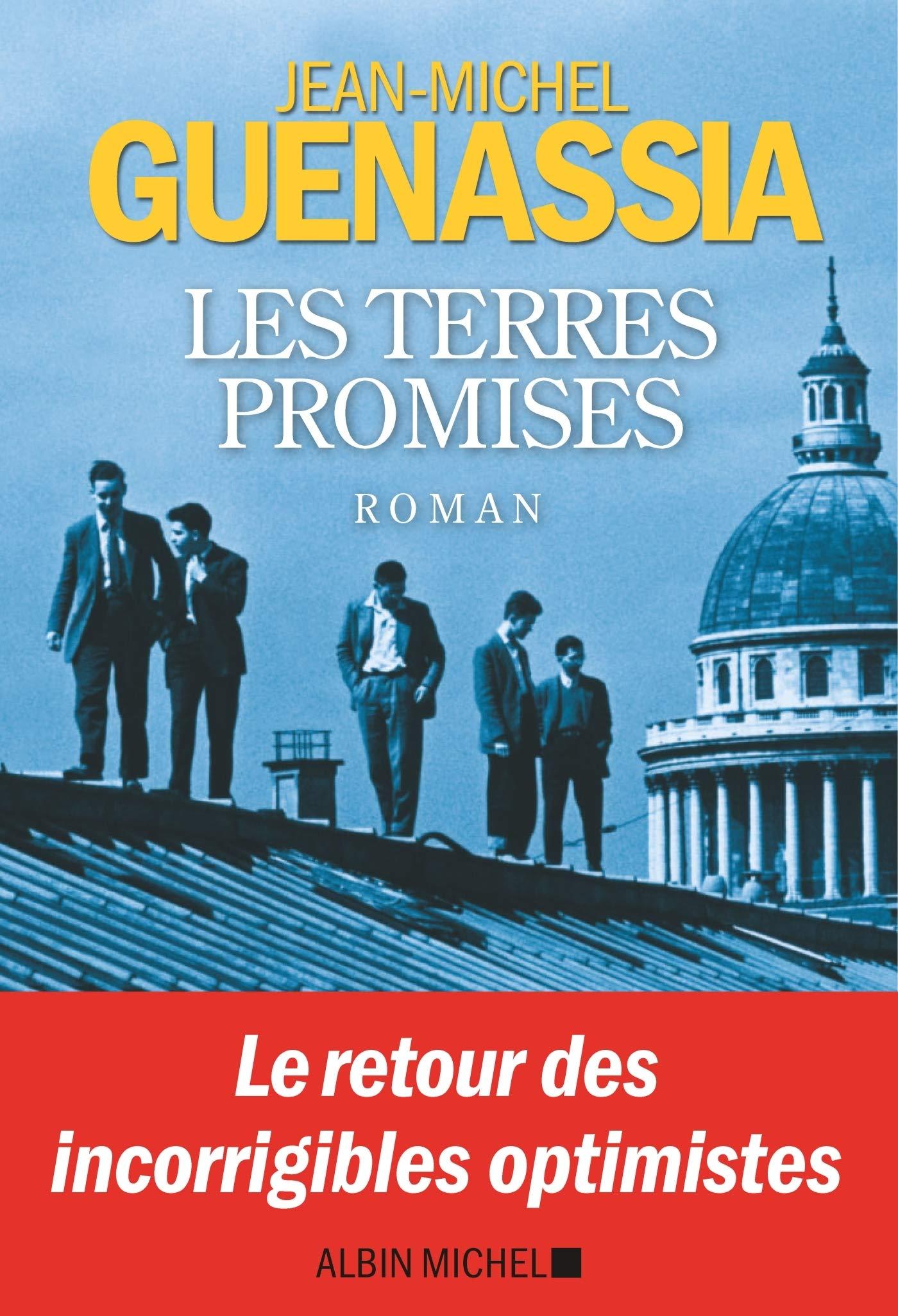 Amazon.fr - Les Terres promises - Guenassia, Jean-Michel - Livres