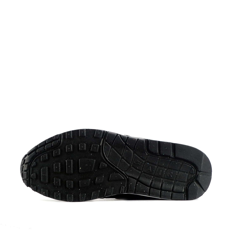Nike Air  Max 1 1 Print  Air Negro Chaussures de Running Air Entrainement a2c569