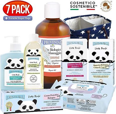 Bebé Regalo Set de Cosmética BIO Pack de siete productos BIO ...