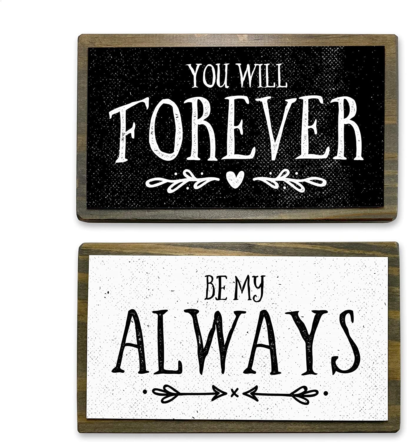 You Will Forever, Be My Always - Two 6