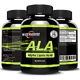 L'Acide Alpha-Lipoïque, AAL est un antioxydant puissant qui détruit les radicaux libres, augmente l'absorption du glucose et de la créatine pendant l'entraînement et brûle les graisses, 250mg, 90 capsules