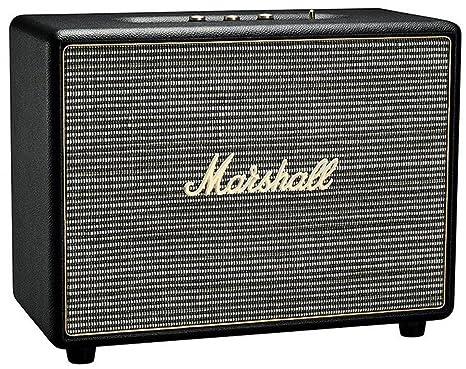 Review Marshall Woburn Bluetooth Speaker,