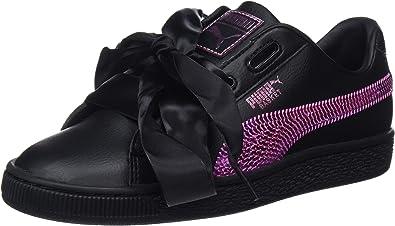 scarpe puma basket bambina