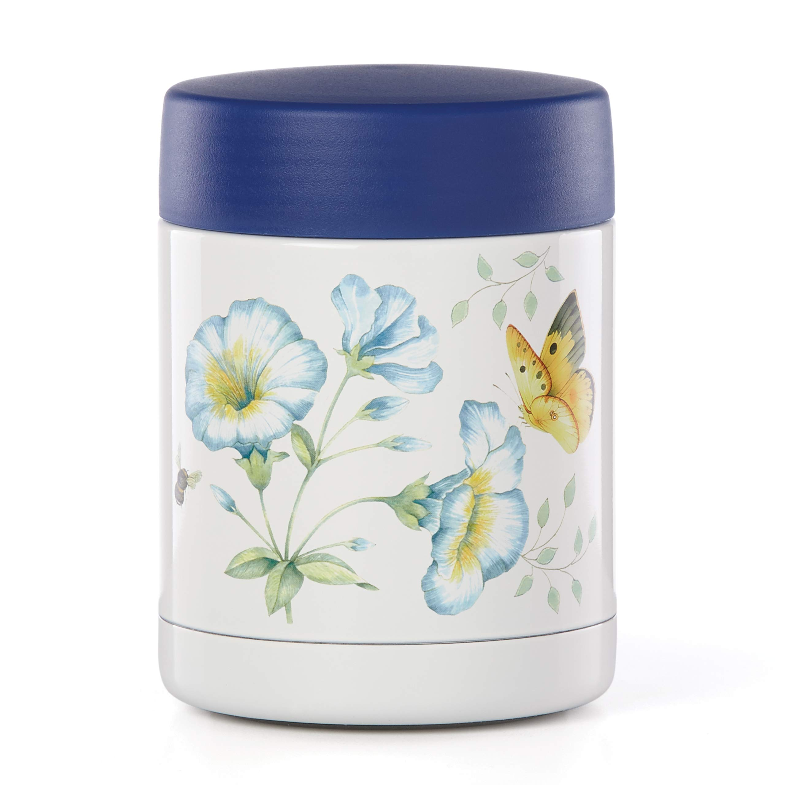 Lenox 888085 Butterfly Meadow Insulated Food Container, Small
